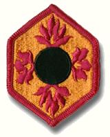 57th Ordnance Brigade patch