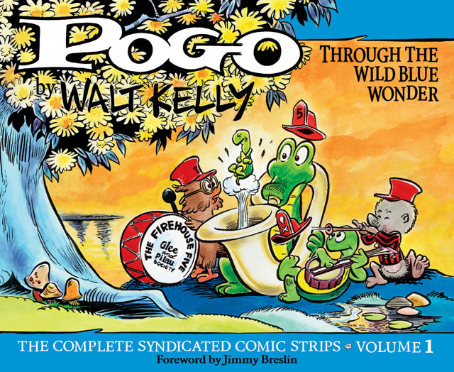 Pogo - Through the Wild Blue Wonder - Walt Kelly