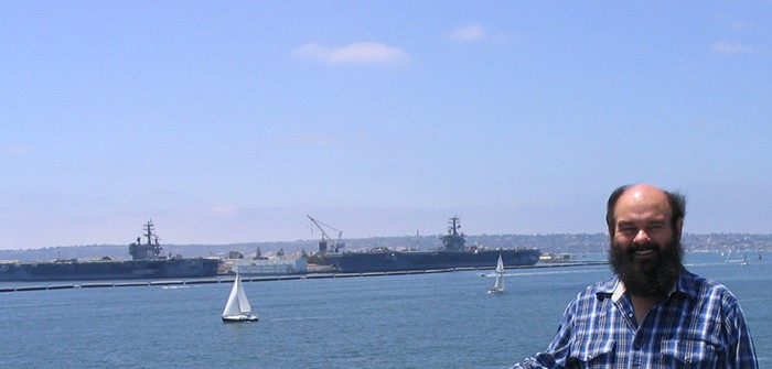 U.S. Navy aircraft carriers, San Diego