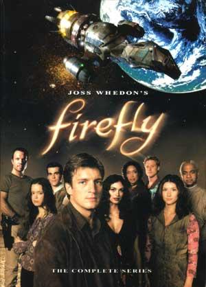Firefly - Joss Whedon - dvd set cover
