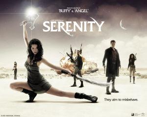 Serenity - Joss Whedon - desert promo