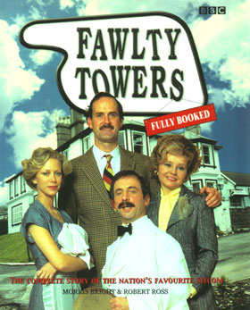 Fawlty Towers - Fully Booked - Morris Bright - Robert Ross