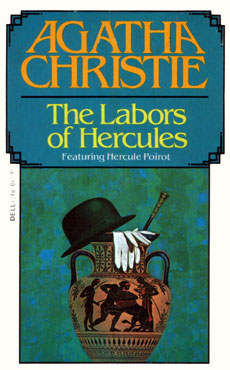 The Labors of Hercules (cover)