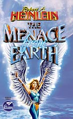 The Menace from Earth - Robert A. Heinlein - Baen