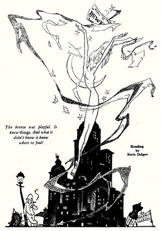 Our Fair City - Robert Henlein - Boris Dolgov, WT Jan 1949