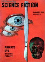 Private Eye, Astounding Jan 1949