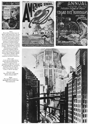 Weird Tales - Amazing - Metropolis (small)
