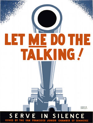 Let Me Do the Talking - Homer Ansley, WW2