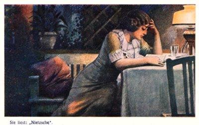 Sie liest: Nietzsche (small)