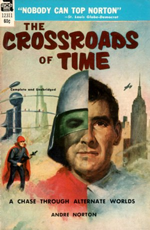The Crossroads of Time - Andre Norton (small)
