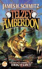 Telzey Amberdon - Eggleton (Baen)