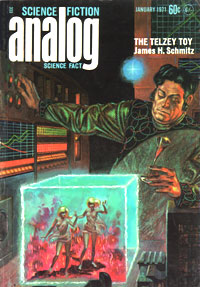 Telzey Toy - Kelly Freas