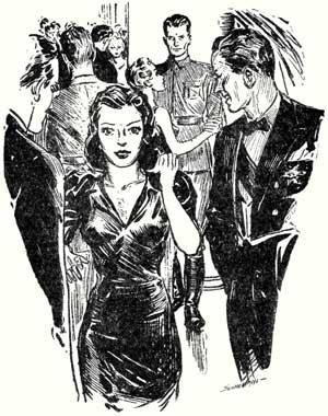 Clarrissa MacDougall (Schneeman) - Astounding, Oct 1939