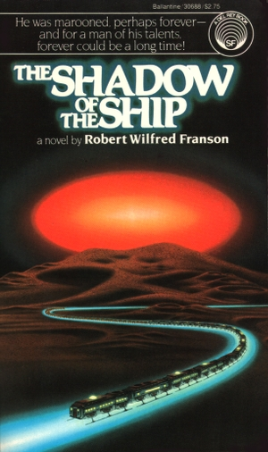 The Shadow of the Ship - Mattingly cover - Del Rey, 1983