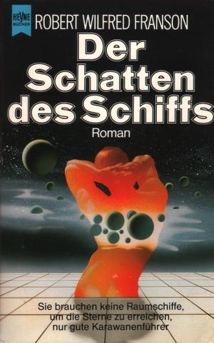 Der Schatten des Schiffs - Payne cover - Heyne, 1990
