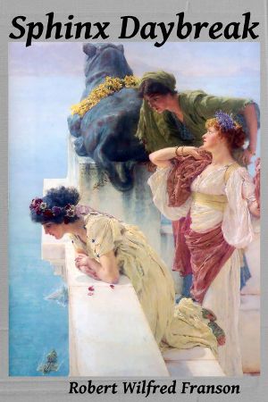 Sphinx Daybreak - Lawrence Alma-Tadema cover painting
