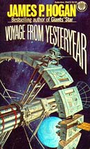 Voyage from Yesteryear - cover by Darrell Sweet