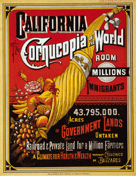 California - Cornucopia of the World