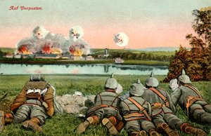 In 1916 on this day Generals Hindenburg and Ludendorff were both killed on the Eastern Front.